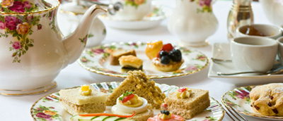 Afternoon Teas at All About U Salon, Westerham